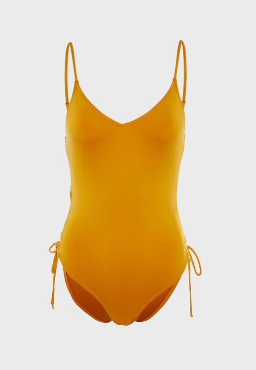 Side Stir Swimsuit