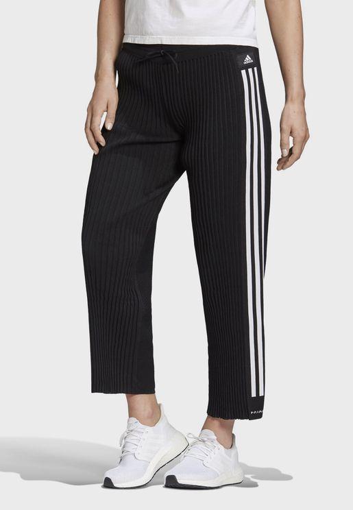 3 Stripe Knit Sweatpants