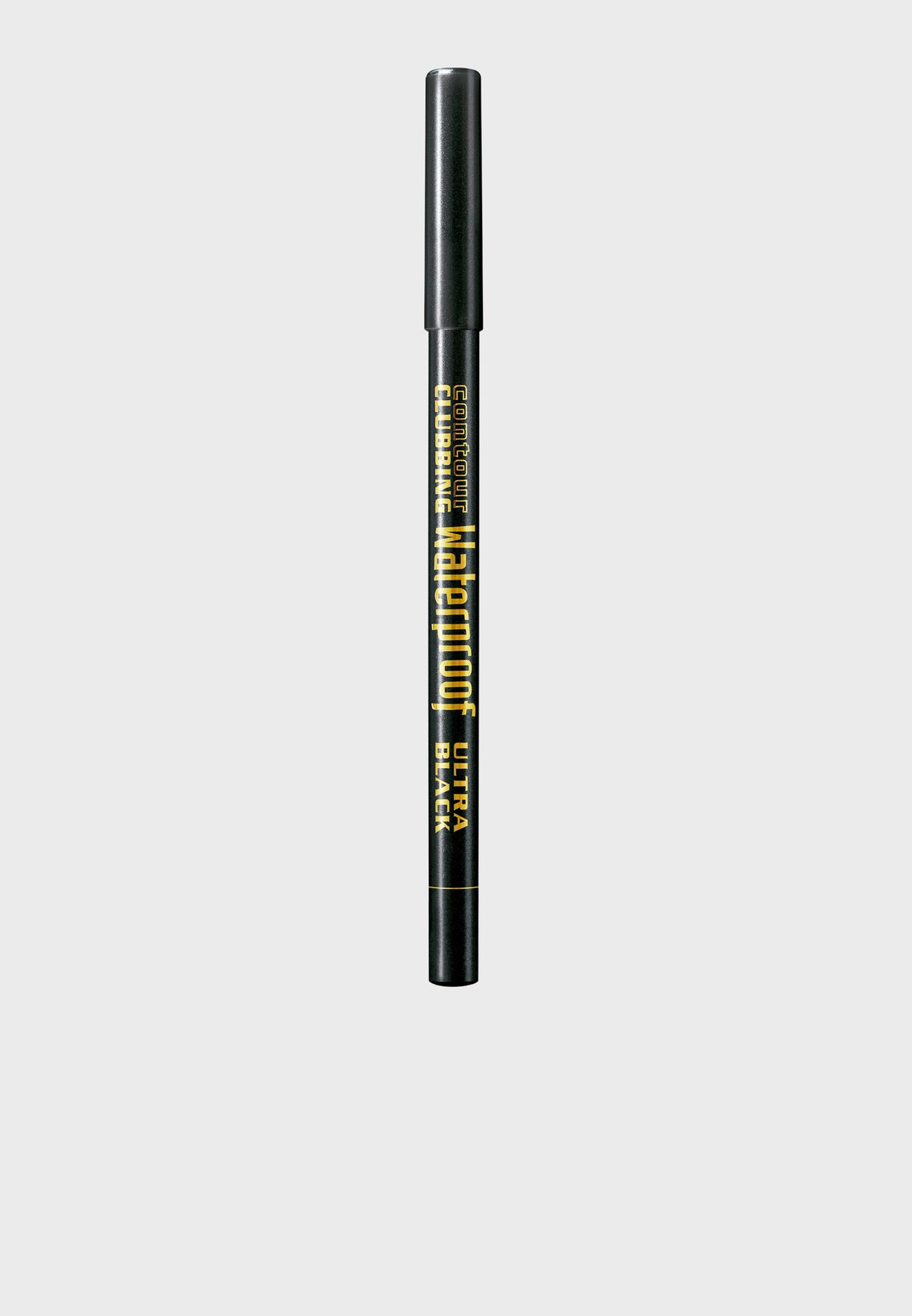 Contour Clubbing Waterproof Eyeliner Ultra Black