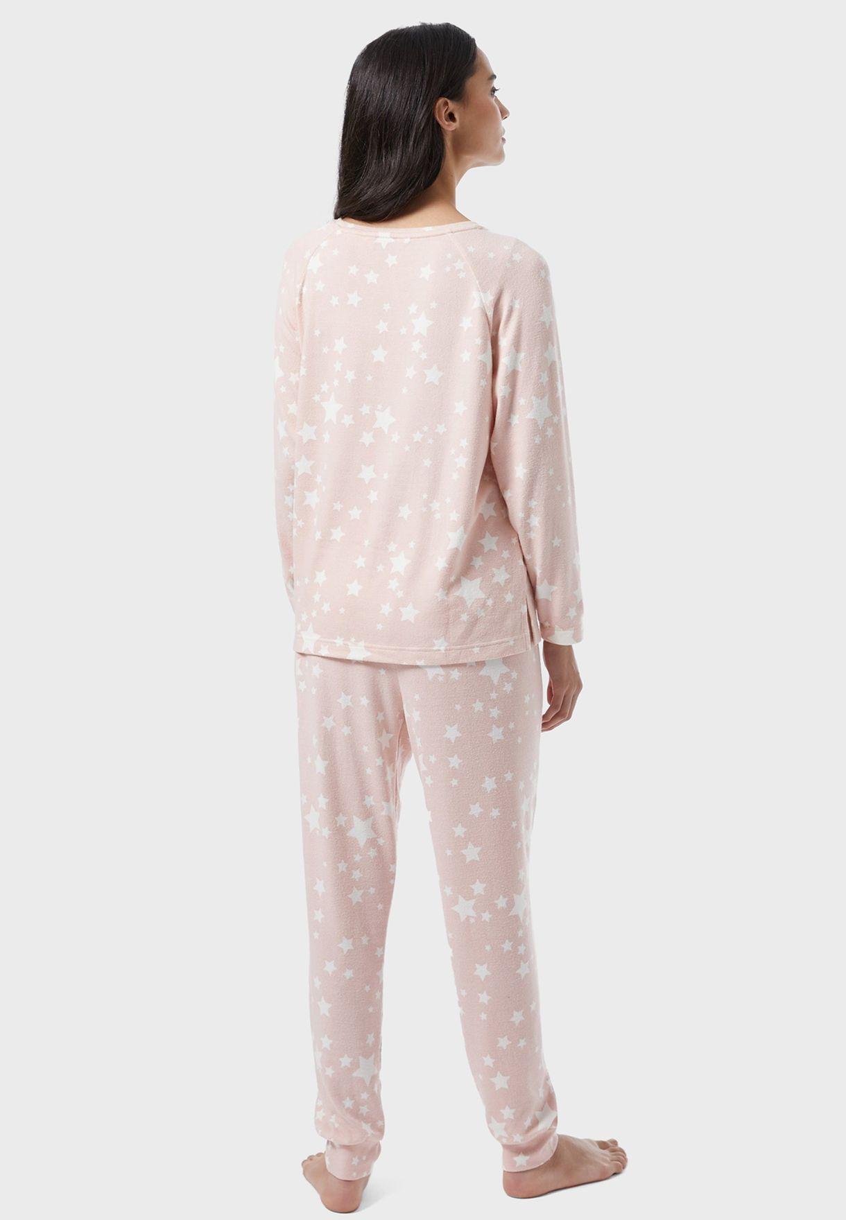Stars Super soft Pyjama Set