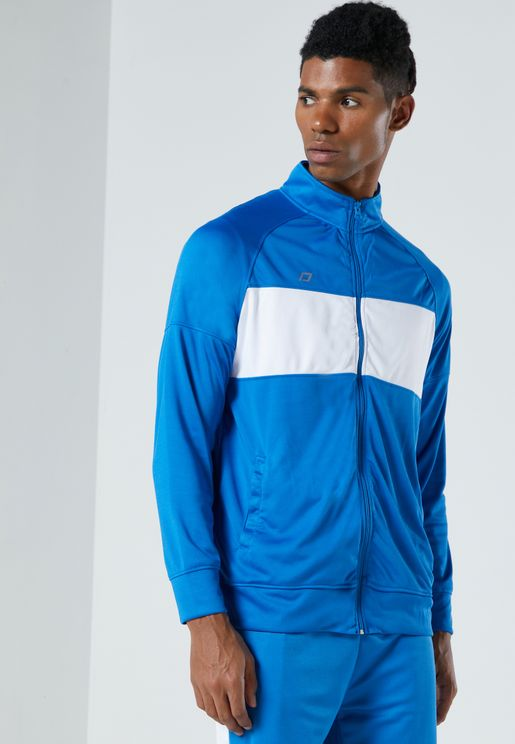 Warm Up Track Jacket