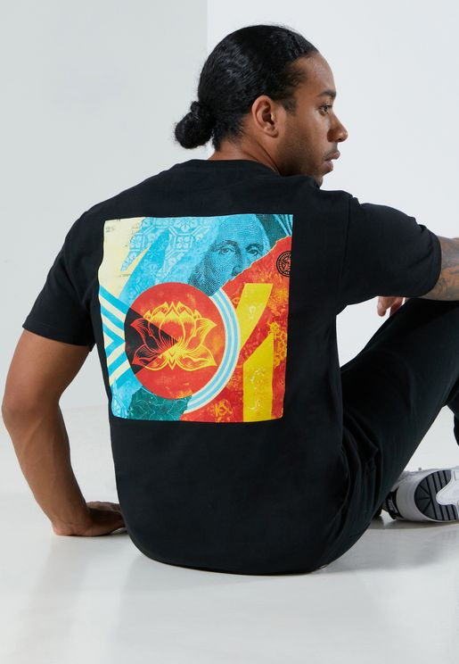 Fan The Flames Canvas T-Shirt