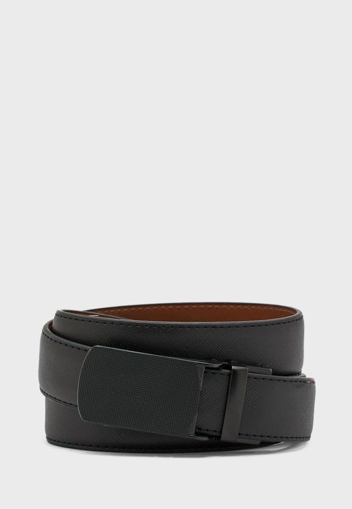 Formal Textured Belt
