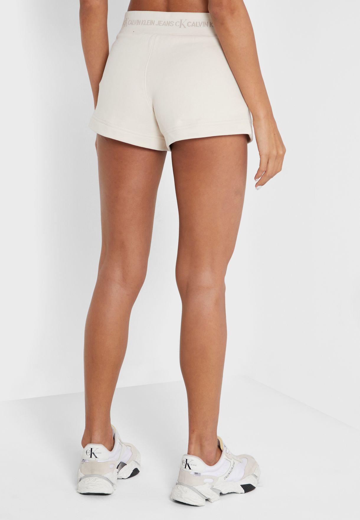 Logo Mini Shorts
