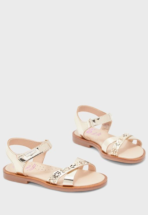 Infant Ankle Strap Sandal
