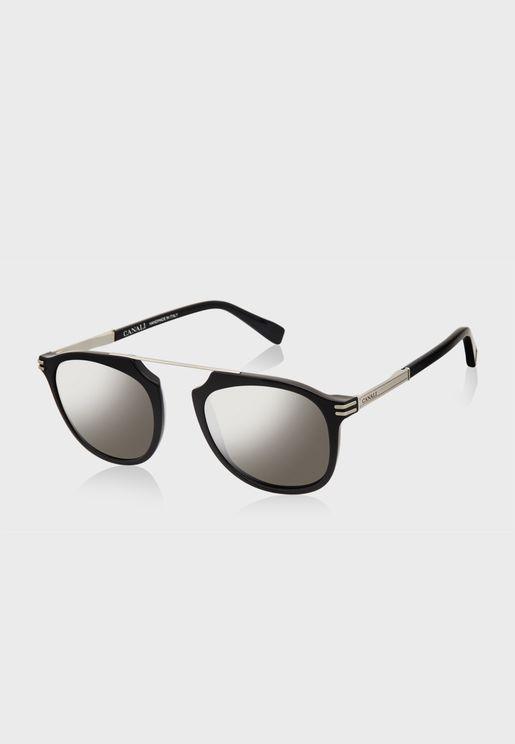 L CO21403 Round Sunglasses