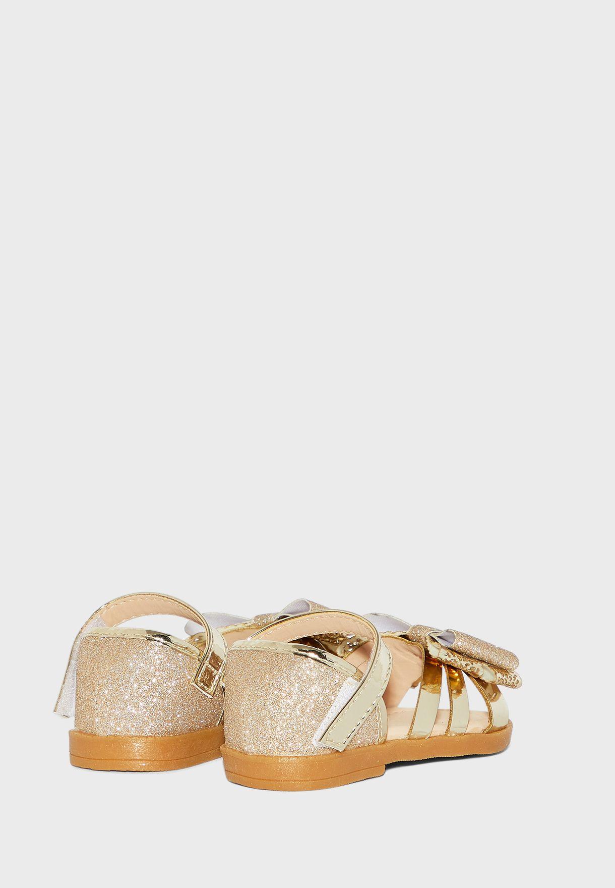 Infant Knot Strap Sandal