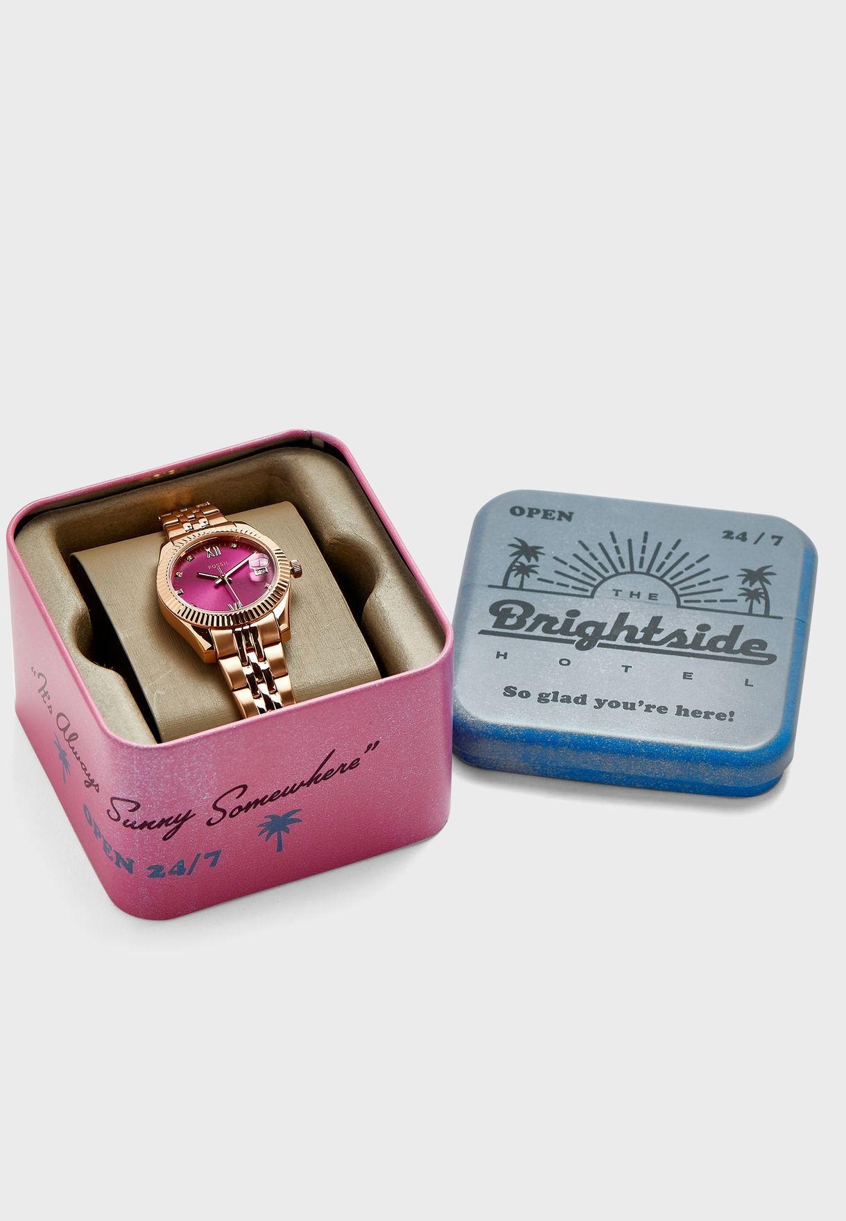 Scarlette Mini Analog Watch