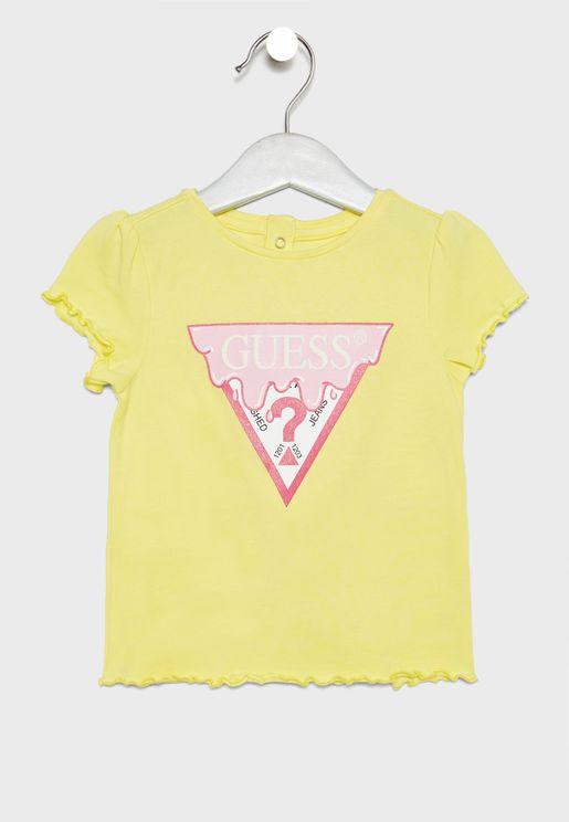 Infant Logo Top