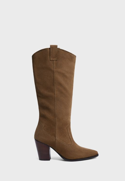 First Knee Boot