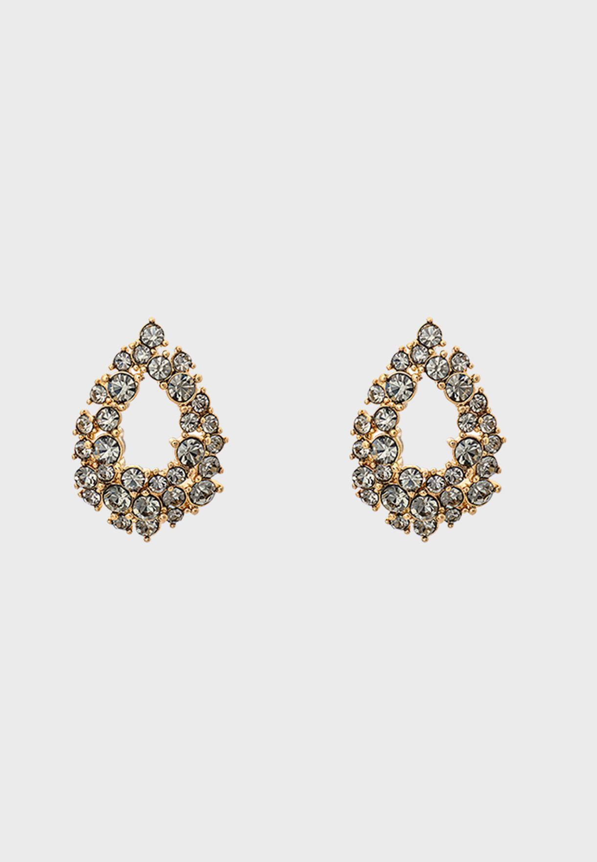 Petite Alice Embellished earrings