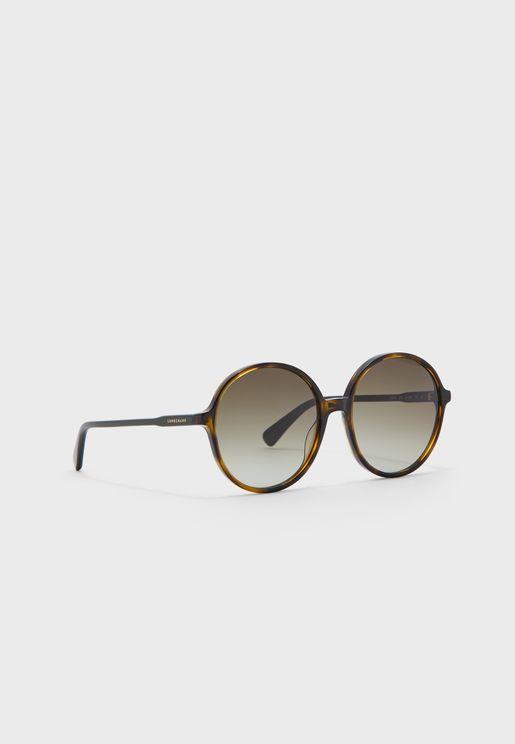 Lo607S Cat Eye Sunglasses