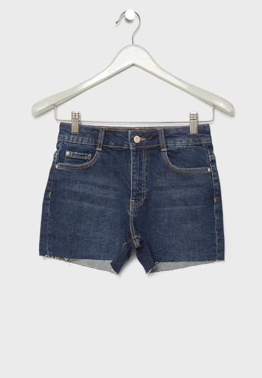 Kids Isabel Shorts