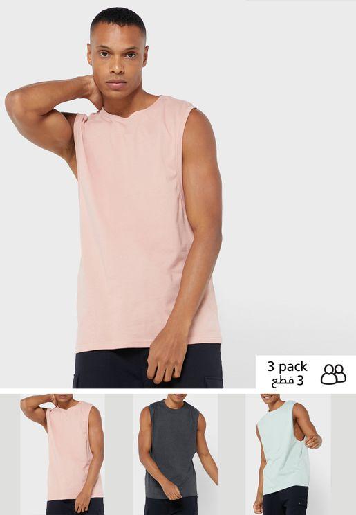 3 Pack Vest