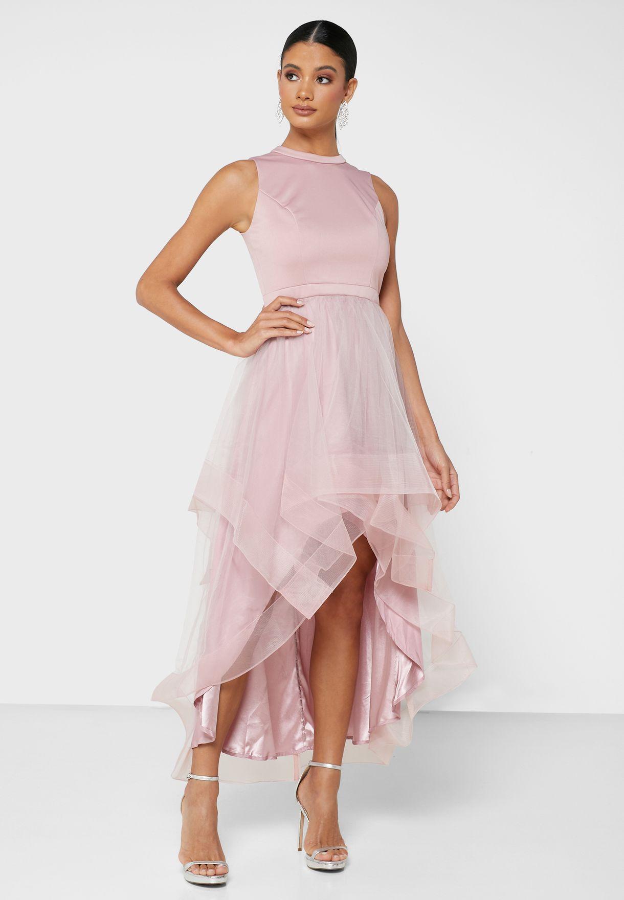 Thaiy Asymmetric Hem Dress