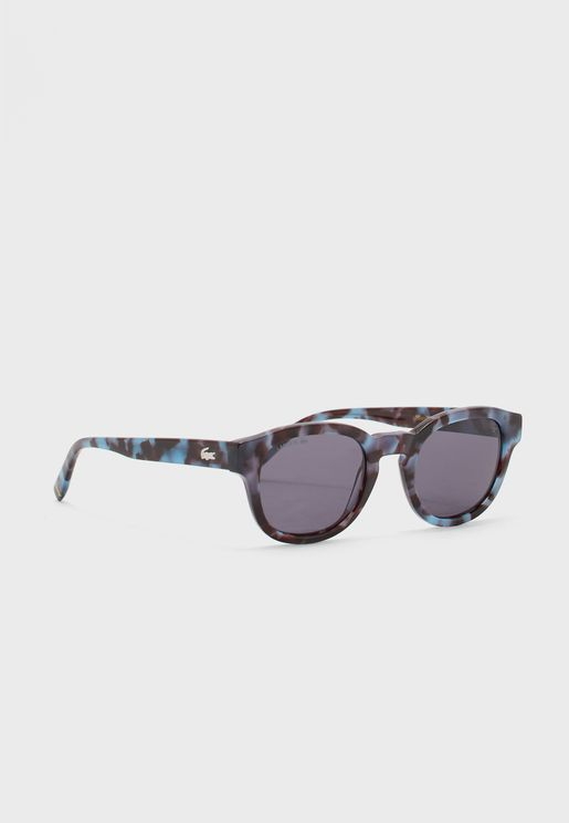 L939SENG Oval Sunglasses