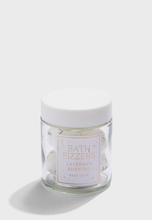 Lavender Bath Fizzer