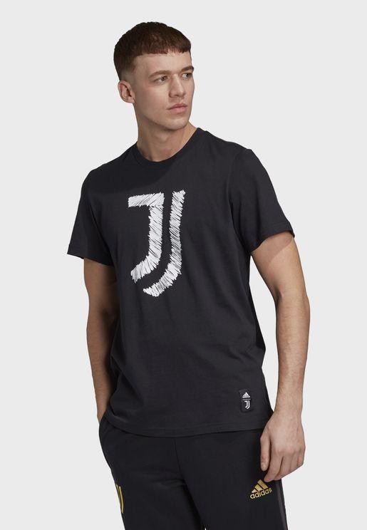 Juventus DNA Graphic T-Shirt