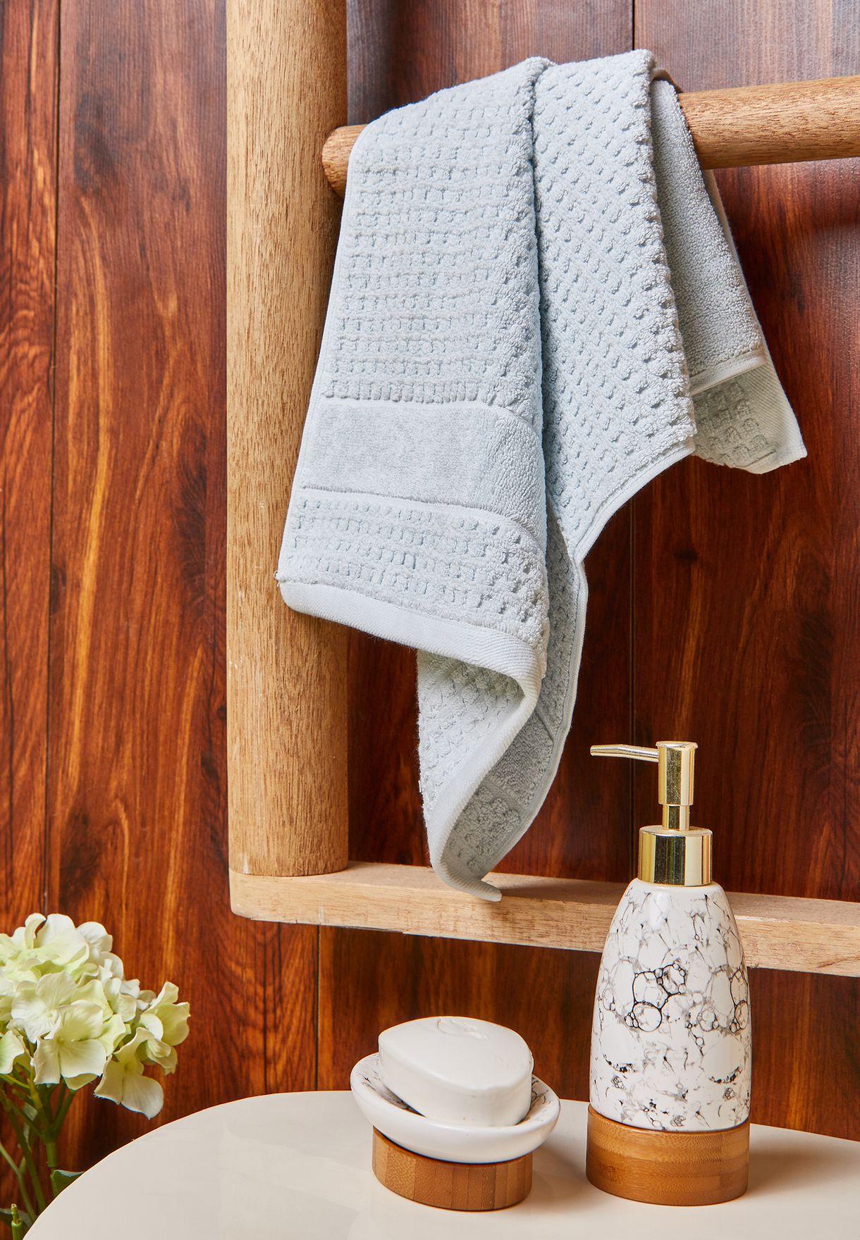 منشفة حمام لليدين