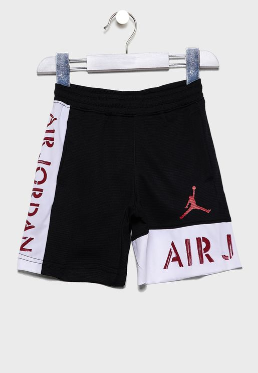Kids Jordan Jumpman Air Graphic Shorts