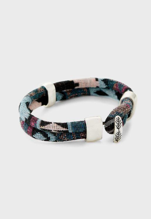 Mountainous Aztec Bracelet