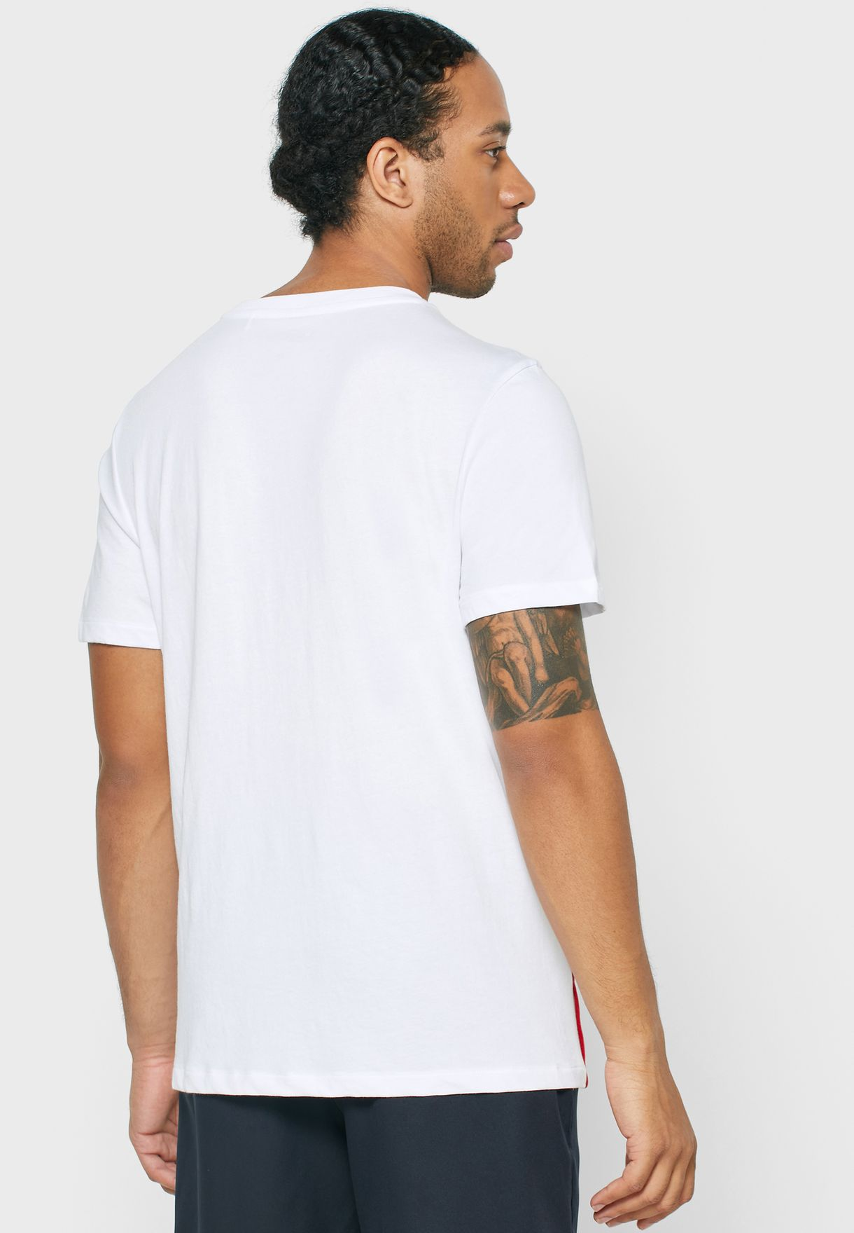 Piping T-Shirt
