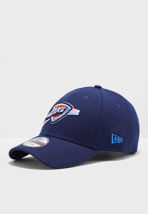 9Forty Oklahoma City Thunder Cap