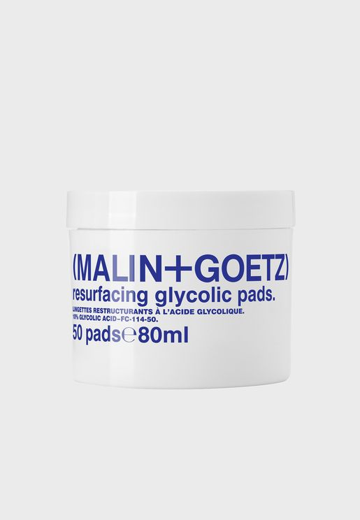 Resurfacing Glycolic Pads