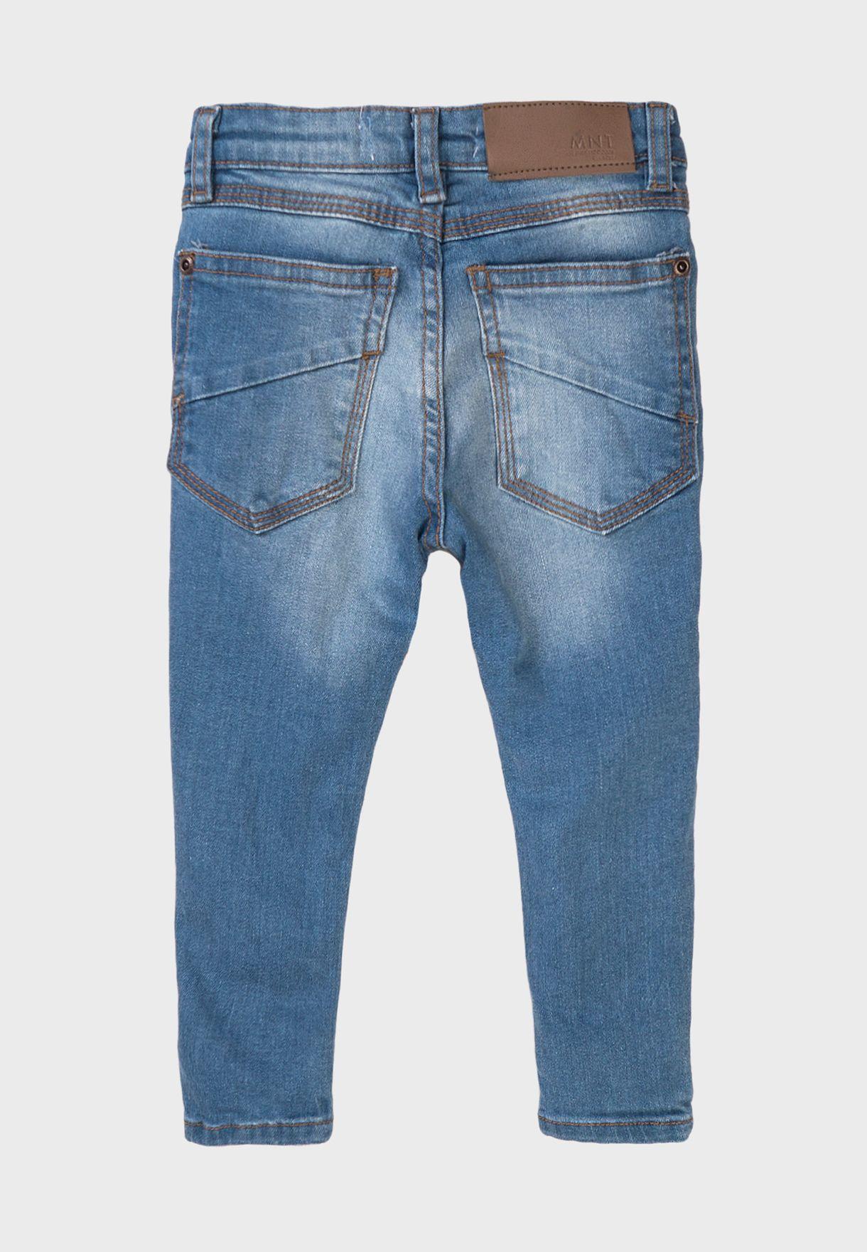بنطال جينز سكيني