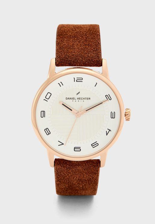 Numerique Analog Watch