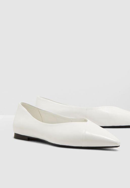 425767610d19 Mango Flat Shoes for Women