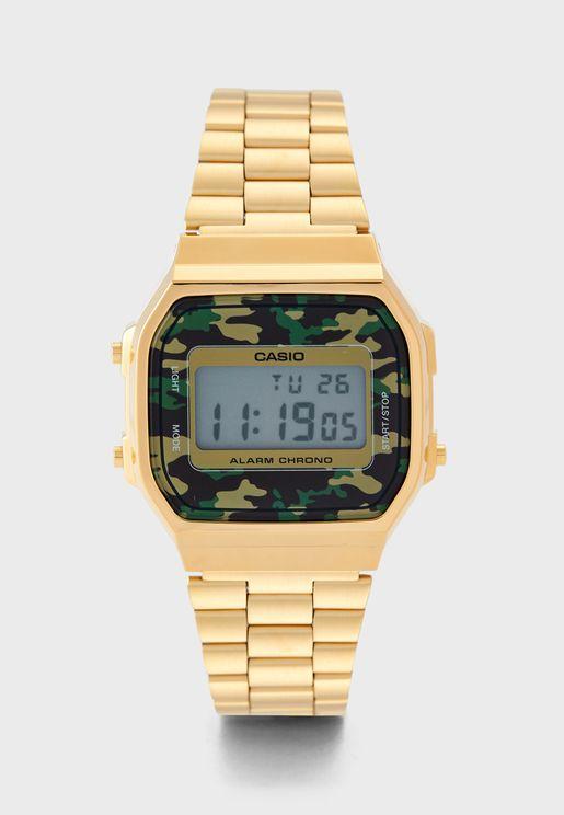 Vintage Series Digital Watch