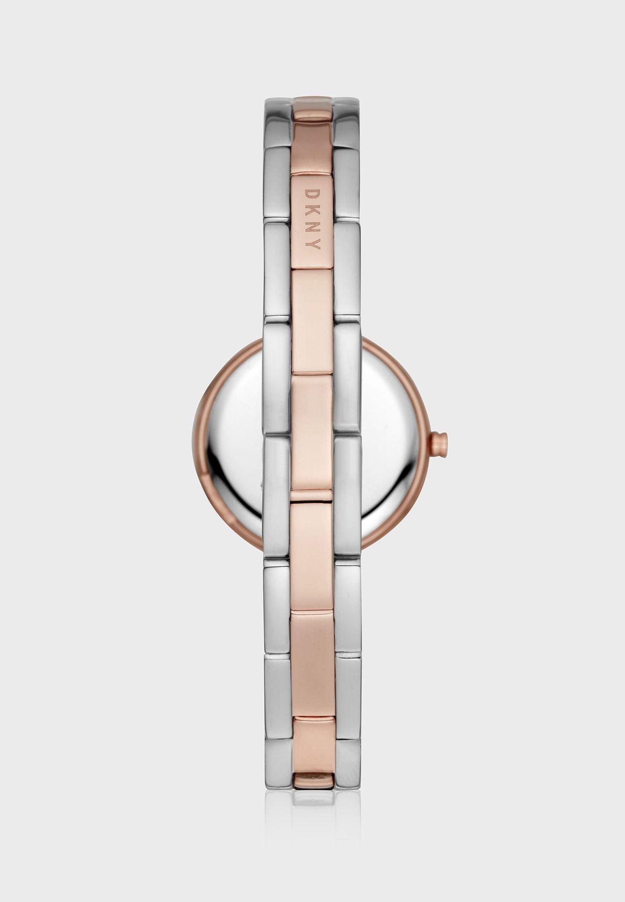 City Link Steel Strap Watch