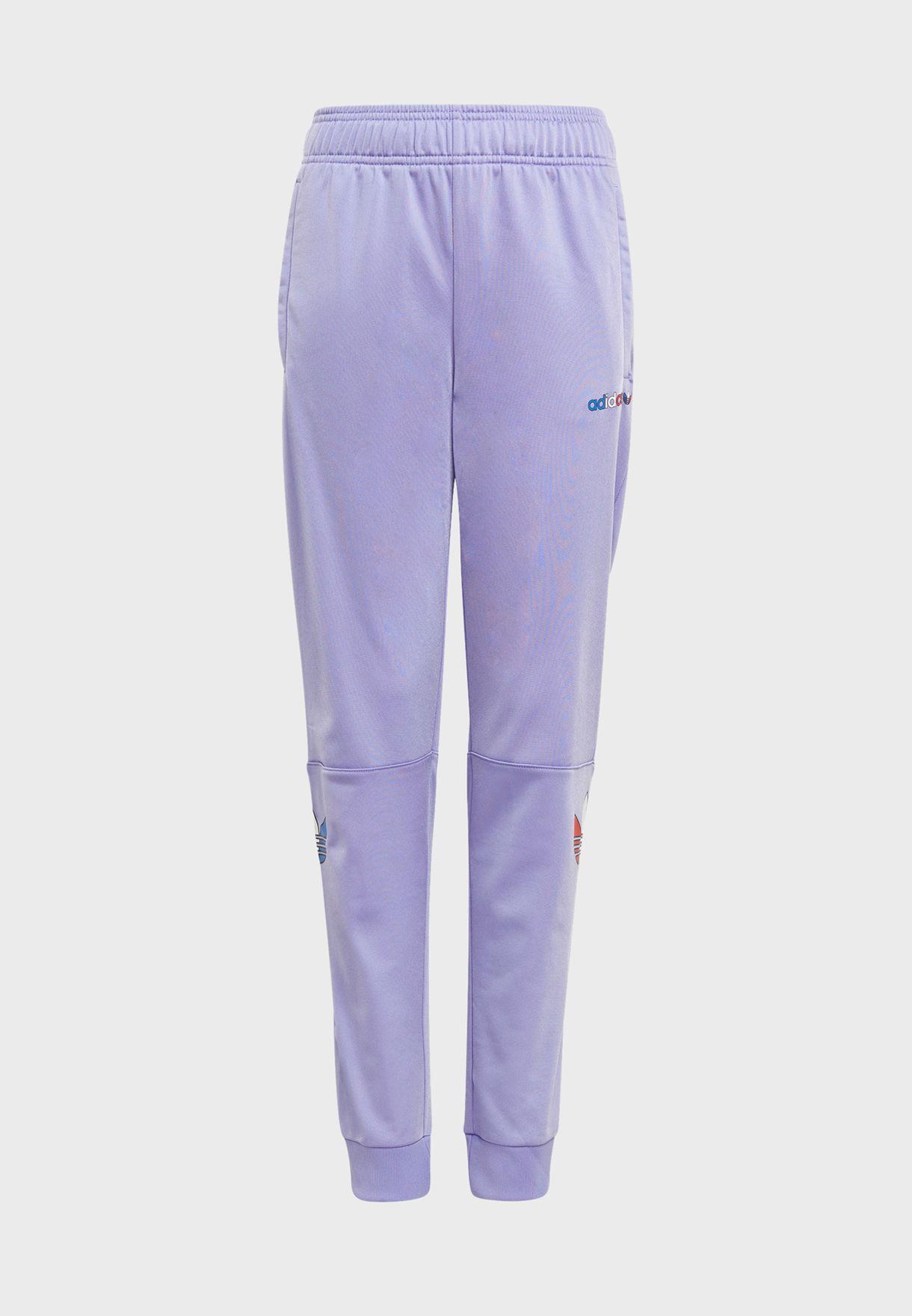 Youth Trefoil Track Pants