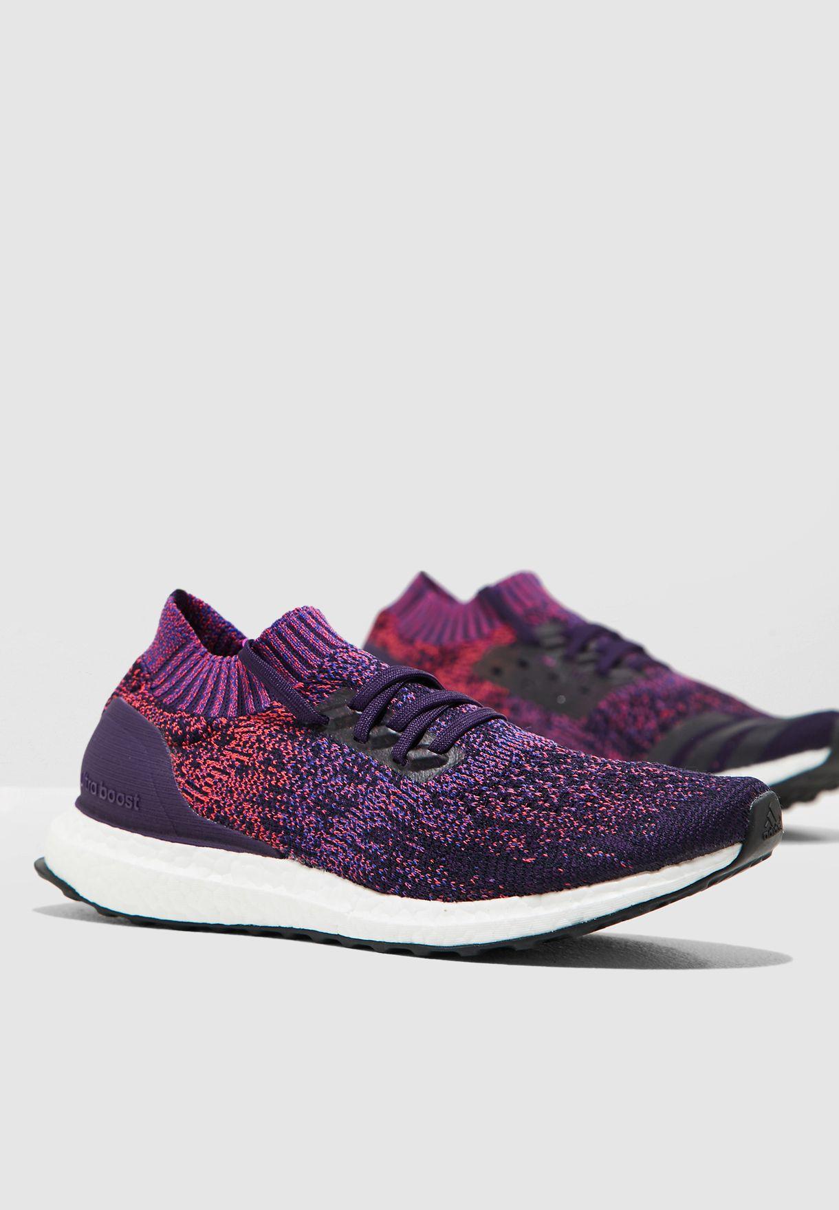 ultra boost uncaged purple