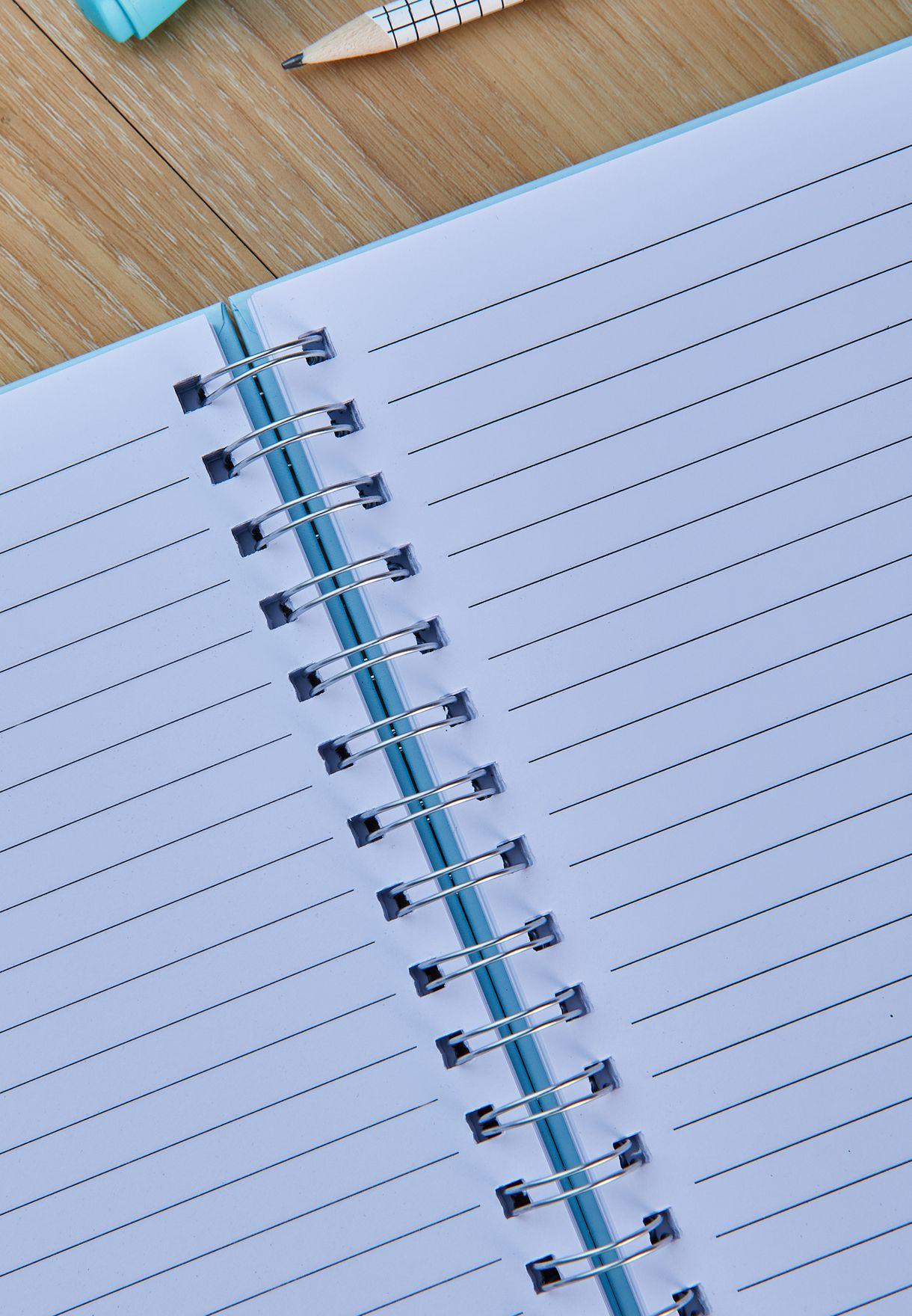 A4 Eyes Notebook
