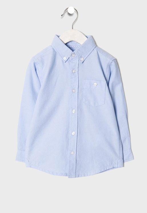 Infant Button Down Shirt