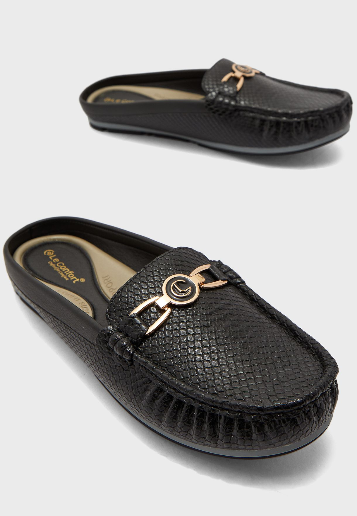 Casual Moccasin