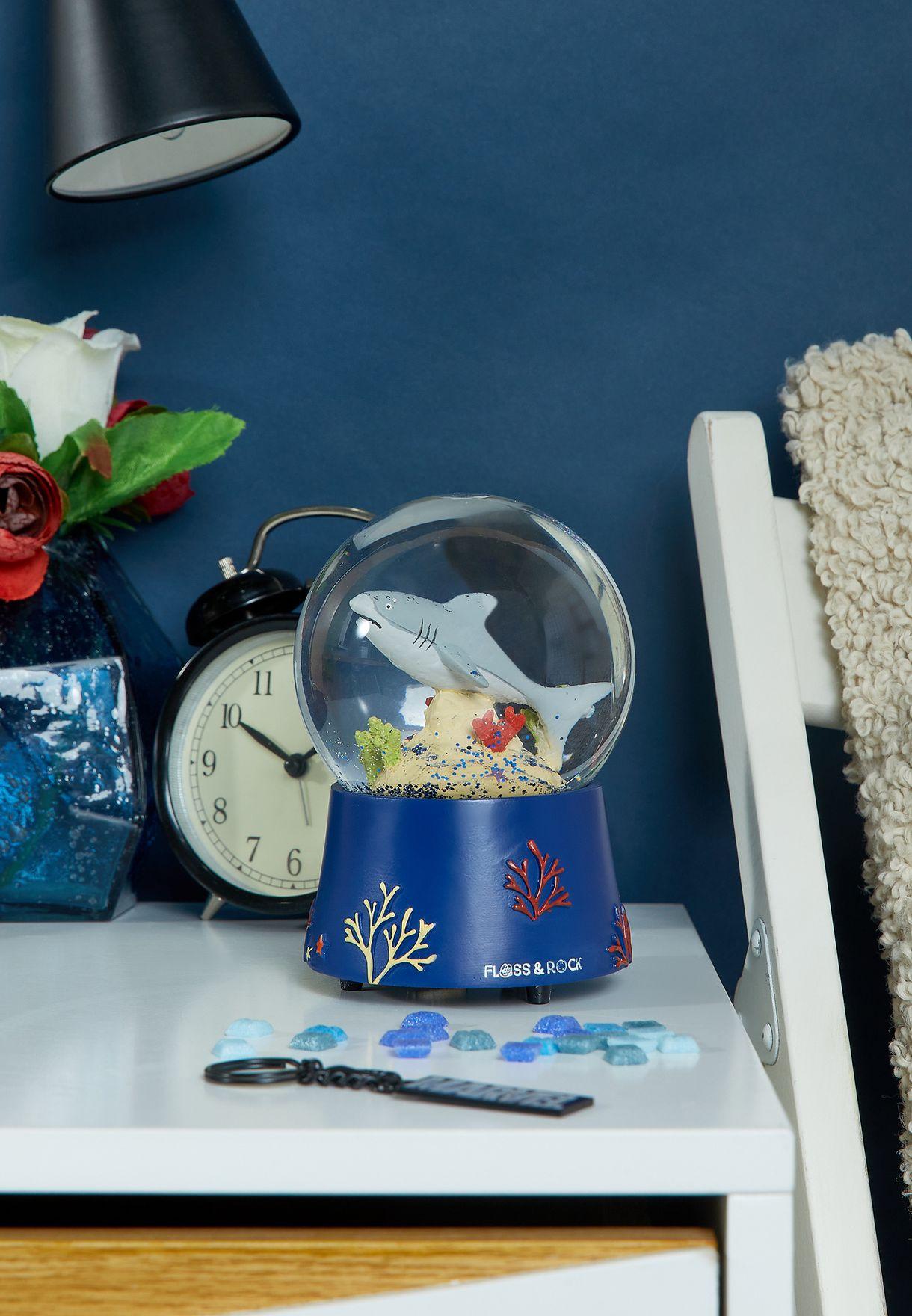 Musical Deep Sea Snow Globe