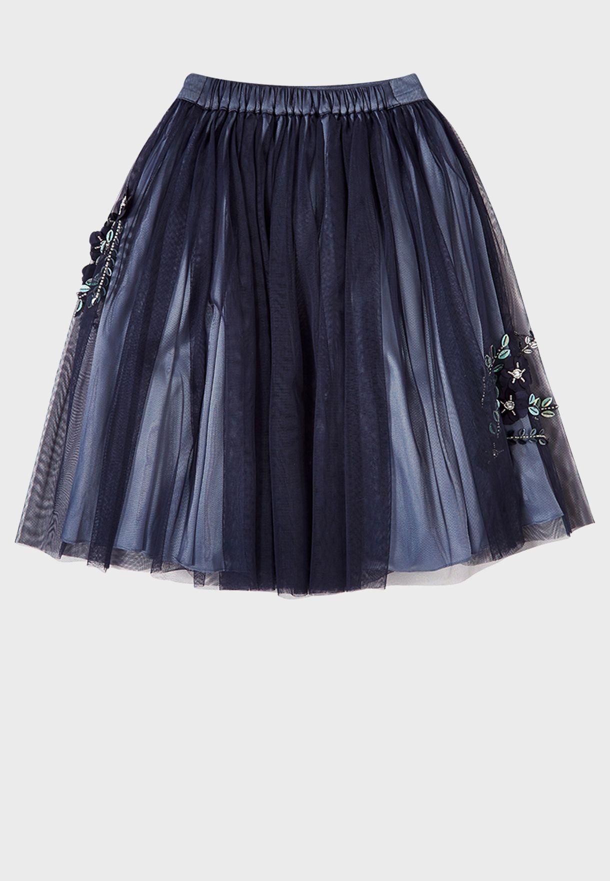 Kids Ballerina Skirt