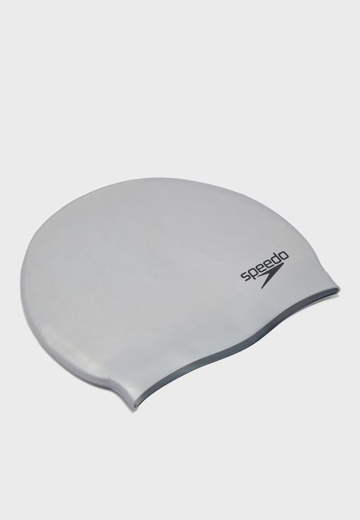 Flat Silicon Swimming Cap