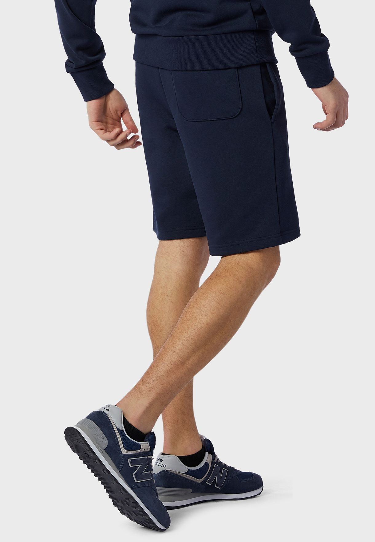 Essential Athletic Club Fleece Shorts