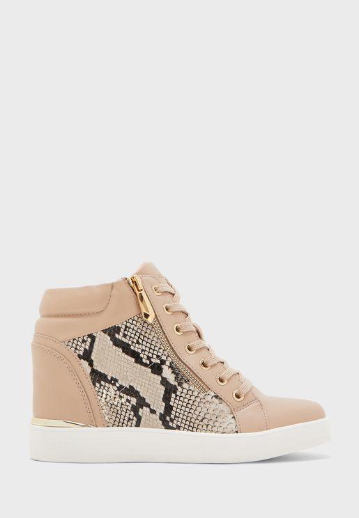 Ailanna High Top Sneaker