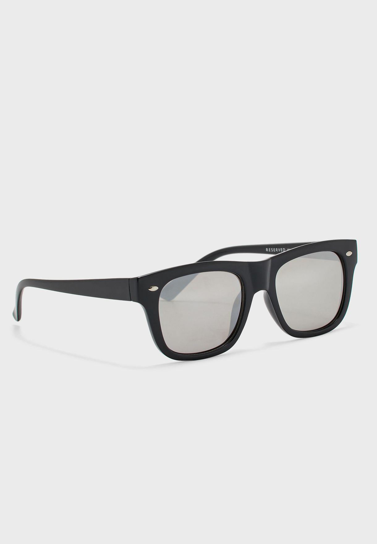 Squared Off Sunglasses