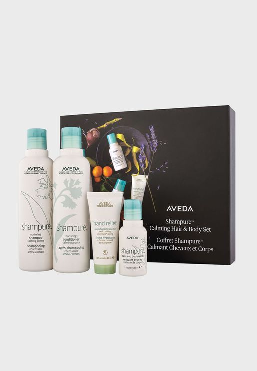 Shampure Calming Hair & Body Set, Saving 43%