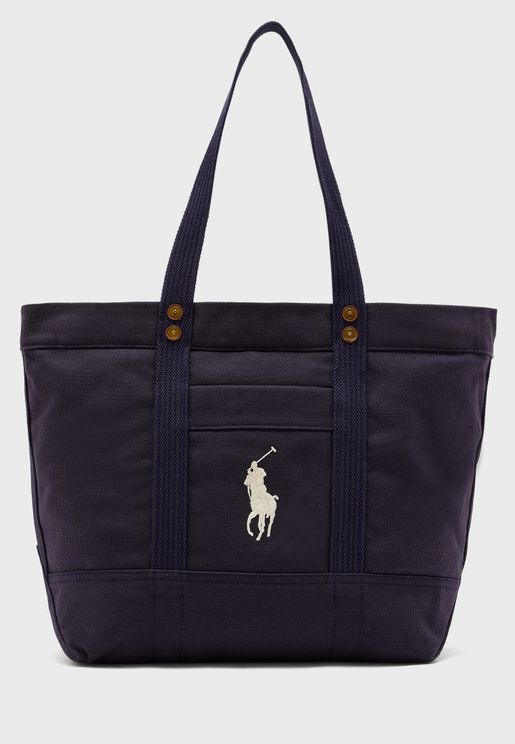 Canvas Double Handle Tote