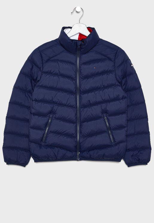 Teen Puffer Jacket