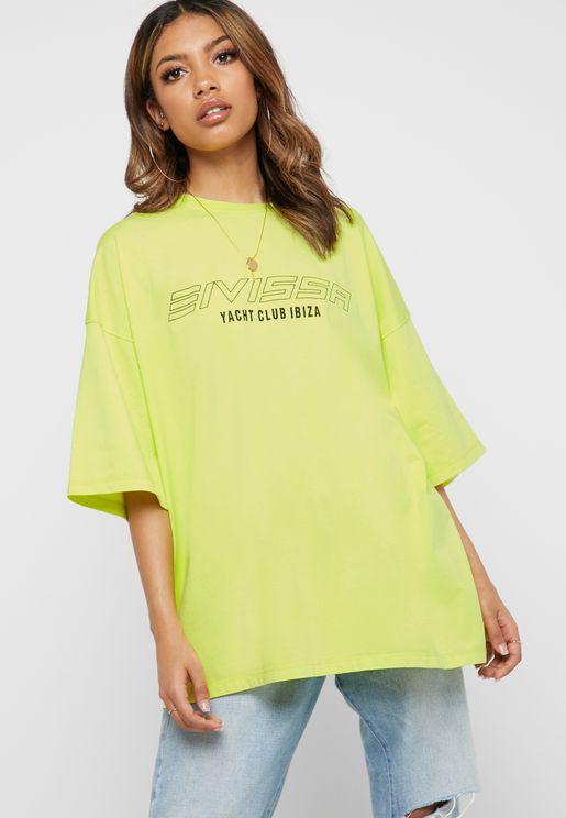 0931044b663 Missguided Short Sleeves T-Shirts for Women | Online Shopping at ...