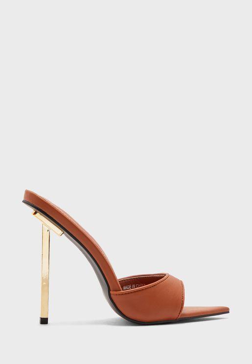Powerful High Heel Sandal