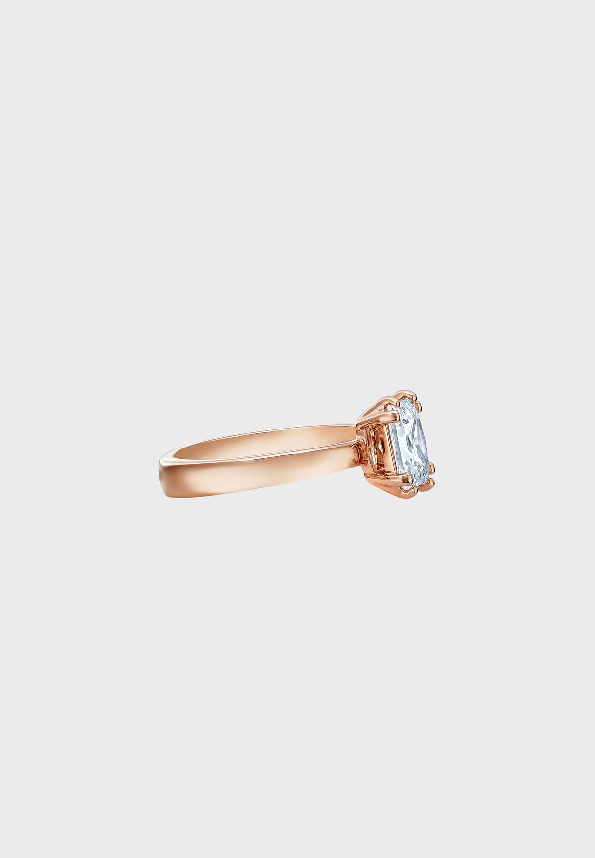 Attract Square Engagement Ring